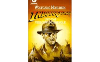 """Rezension zu """"Indiana Jones und das verschwundene Volk"""" von Wolfgang Hohlbein"""