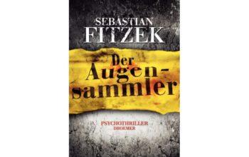 """Rezension zu """"Der Augensammler"""" von Sebastian Fitzek"""