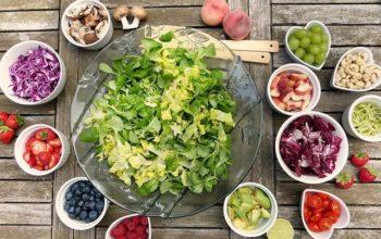 Gesunde Ernährung: Fleisch und Milch machen krank.